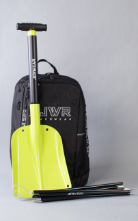 Mountain Pack Black/Grey/Yellow one size