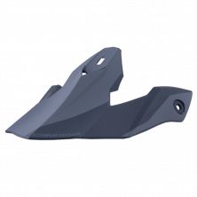 Helmet Visor Grey for Phase Helmets - J18181