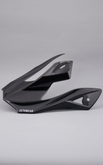Helmet Visor Black for Imperial Helmets
