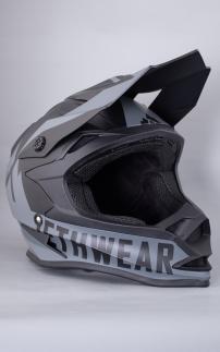 Phase Helmet Black/Grey L (59-60cm)