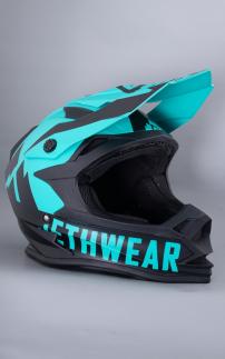Phase Helmet Black/Mint S (55-56cm)