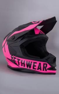 Phase Helmet Black/Pink XL (61-62cm)
