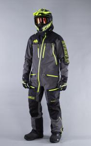 Endurance Suit Svart/Grå
