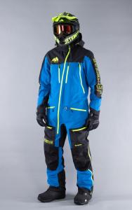 Endurance Suit Electric Blue