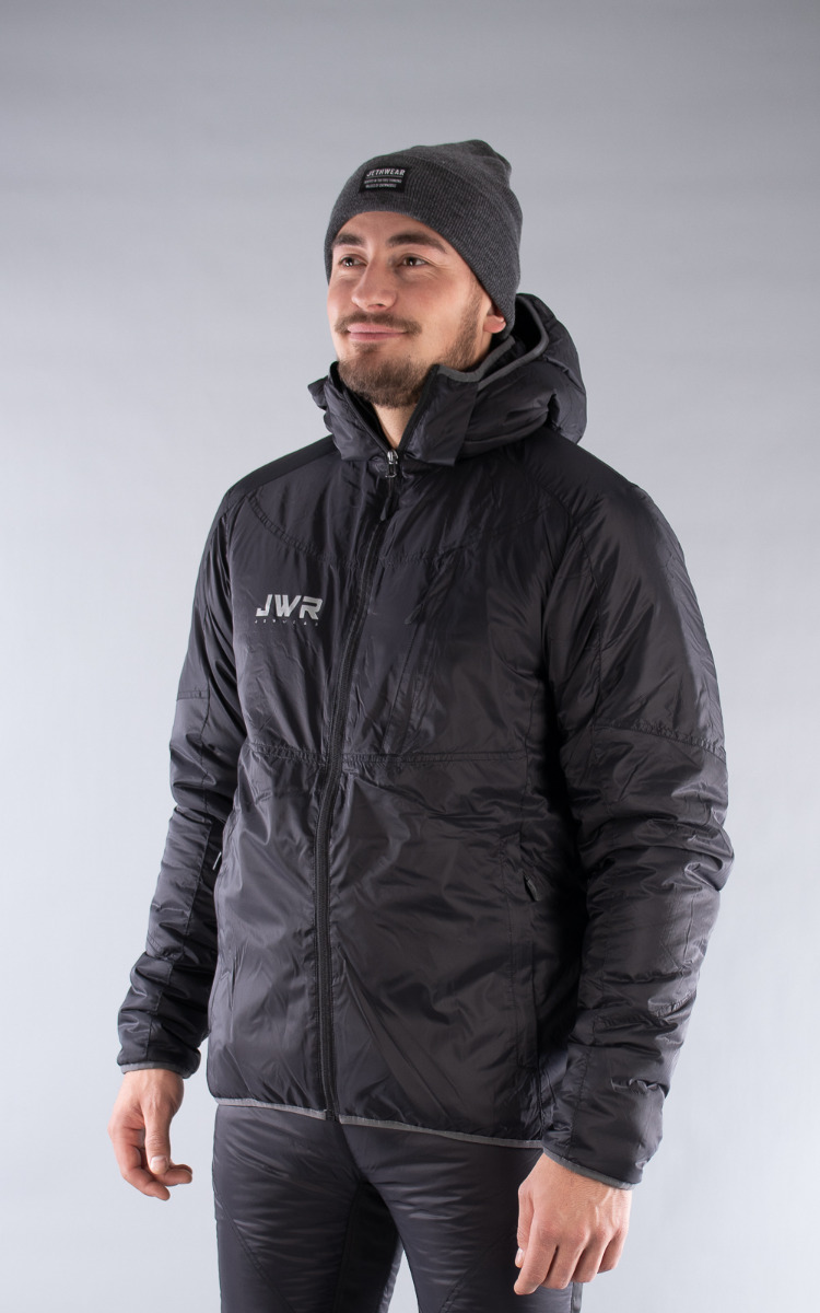 The One Overall Skal Svart/Röd