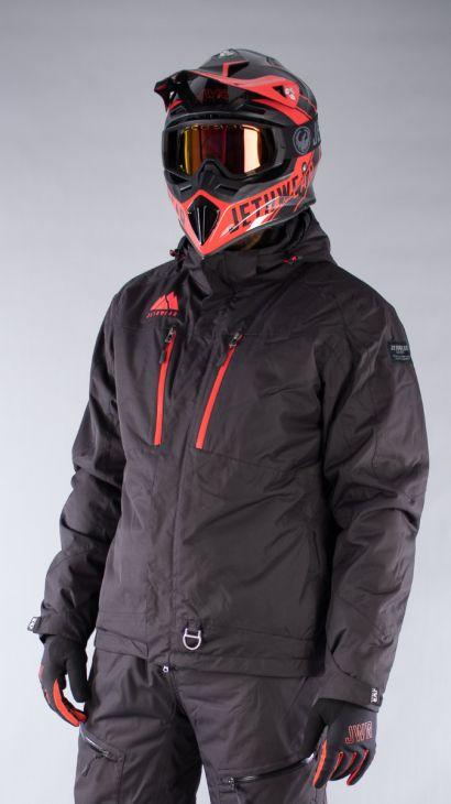 M's Alaska Jacket Black