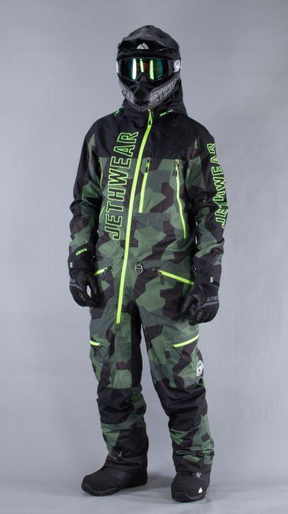 JW Pit Coat Black/FieryC one size